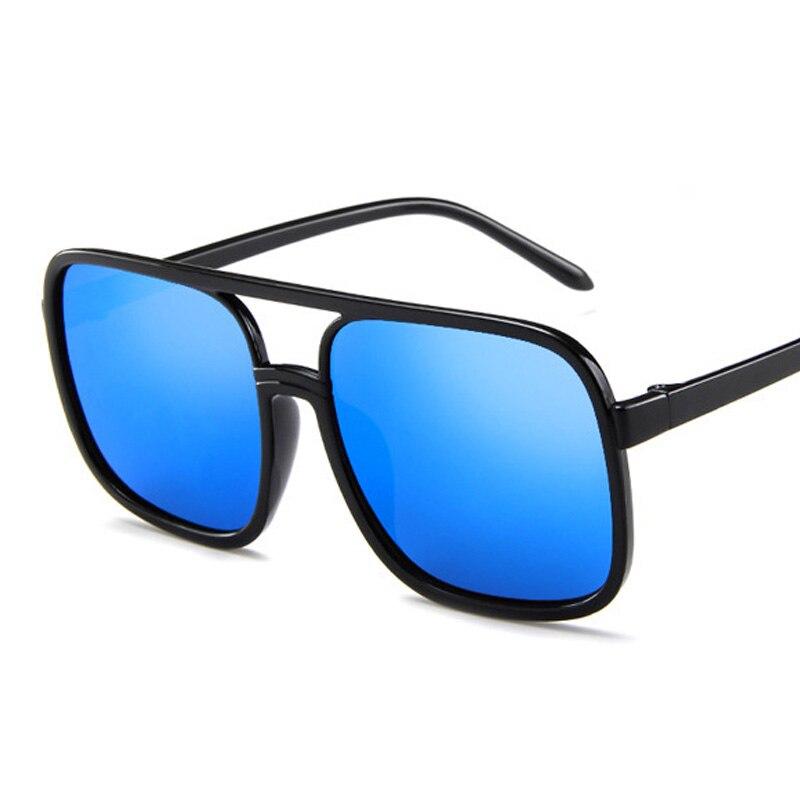 c0ade89eebde5 2018 New arrival Flight 006 Style Square Aviator Sunglasses Men Women  Colorful Gradient Sun Glasses Oculos De Sol masculino