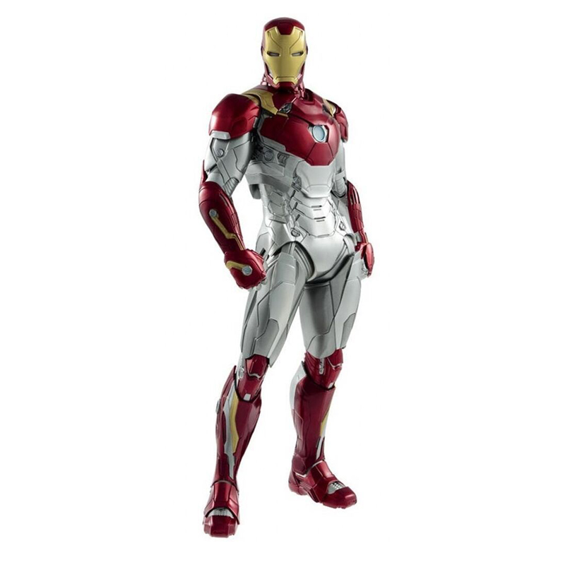 Crazy Toys Iron Man Scale PVC Figure Collectible Model Toy 26.5cm Avengers Infinity War Iron Spider Figure Action Figure toy