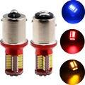 12V 24V!! 30PCS 1156 1157 BA15S BAY15D 3014 57 Canbus Erroe Free SMD White 57LEDs LED Bulbs S25 P21W P21/5W Turn Signal Light