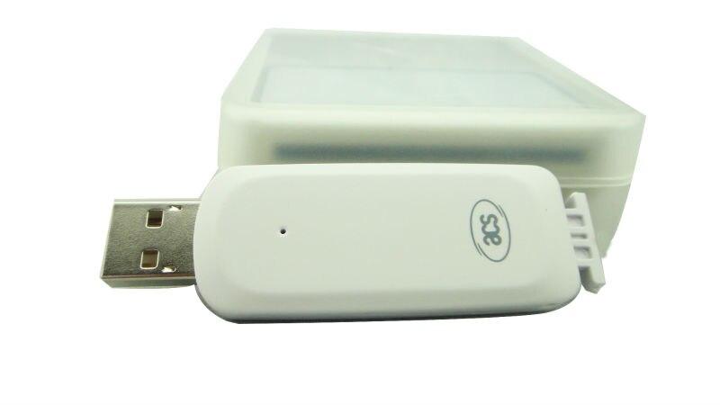 4 MHZ ACR38T-D1 Plug-in (SIM-Sized) Contatto Smart Card rfid reader scrittore rfid4 MHZ ACR38T-D1 Plug-in (SIM-Sized) Contatto Smart Card rfid reader scrittore rfid