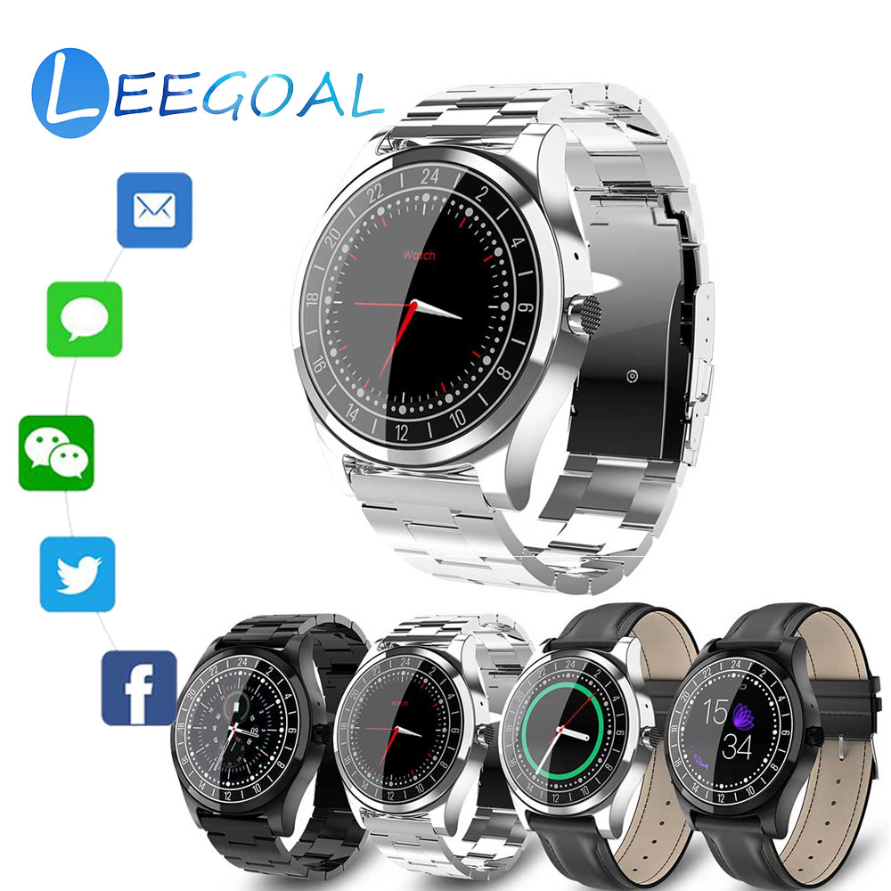 Full, Works, Remind, Watch, Smartband, Steel