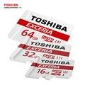 TOSHIBA Карты Памяти 16 Г U1 32 Г 64 Г 128 Г SDHC/SDXC U3 Микро SD Class 10 Флэш-Карты Microsd для Смартфонов Mp3 Таблетки и камера