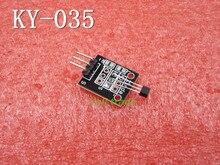 Smart Electronics 5x 3pin KEYES KY-035 Class Bihor Analog Hall Magnetic Sensor Module for Arduino Diy Starter Kit KY035