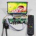 TV PC HDMI CVBS РФ USB АУДИО драйвера Доска 7 дюймов HV070WS1 105 1024x600 IPS lcd