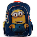 Canvas bag movie cartoon backpack dedicated students receive bags God steal dads school bags  mochila escolar mochila infantil
