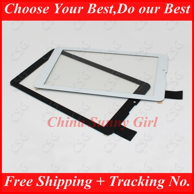 "New 7"" Navon Platinum Explorer 3G Tablet touch screen Digitizer Touch panel Glass Sensor Replacement FreeShipping"