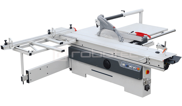 Buy High Quality Precision Used Sliding Table Panel Saw With Scoring Blade