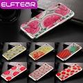 Friuts elftear ultra fina e macia tpu pintado case para iphone 5 5s se 6 6 s 7 7 plus 4.7 ''5. 5 ''padrão fruto tampa transparente