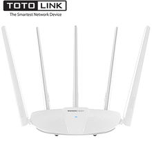 TOTOLINK A810R Smart AC1200 Wireless Dual Band Wifi Router