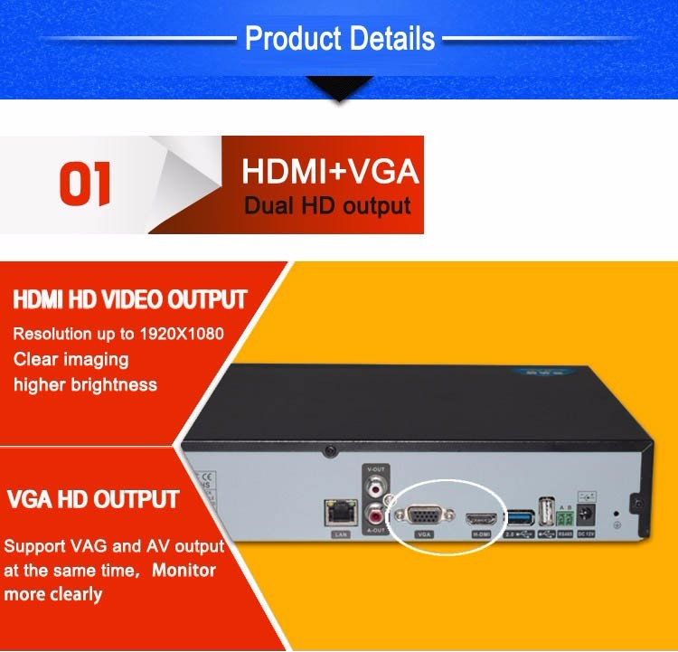 1080P 32 channel prodect details pricture 01