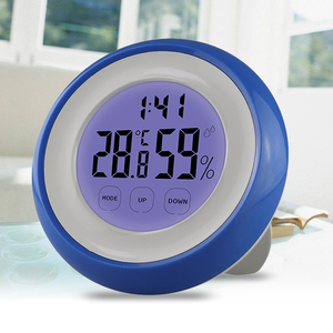 Indoor Digital LCD Thermometer