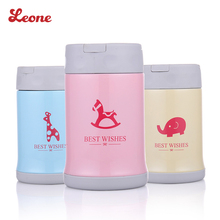 800ml large capacity stainless steel vacuum cup keep Cold Stew hot pot double deck Insulation Thermos Lunch box Stewed food soup
