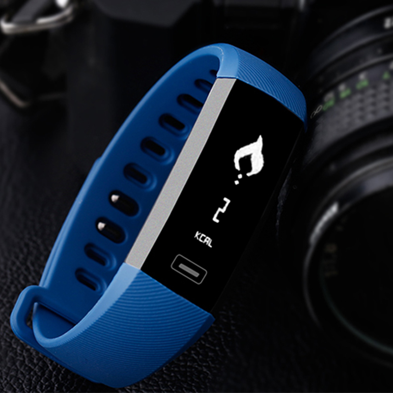 Smart Watch men R5 PRO Smart wrist Band Heart rate Blood Pressure Oxygen Oximeter Mens Watch intelligent For iOS Android