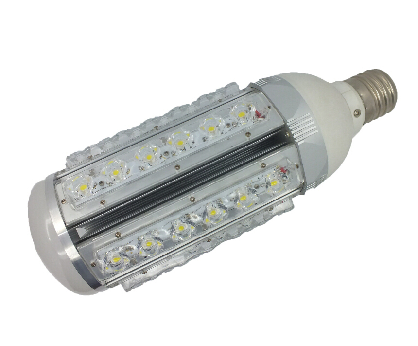 цена на 32W 48W E40 LED street light,LED corn light outdoor lighting,AC220V- 240V,Warm White Cold White factory price 3 years warranty