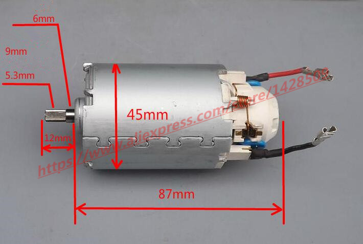 high power dc switching
