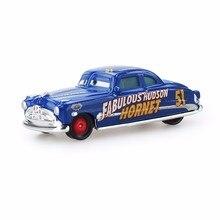 Rare Models 1:55 Disney Pixar Cars Metal Car Toy Lightning Mcqueen Diecast Alloy Birthdays Gift For Kids Blue