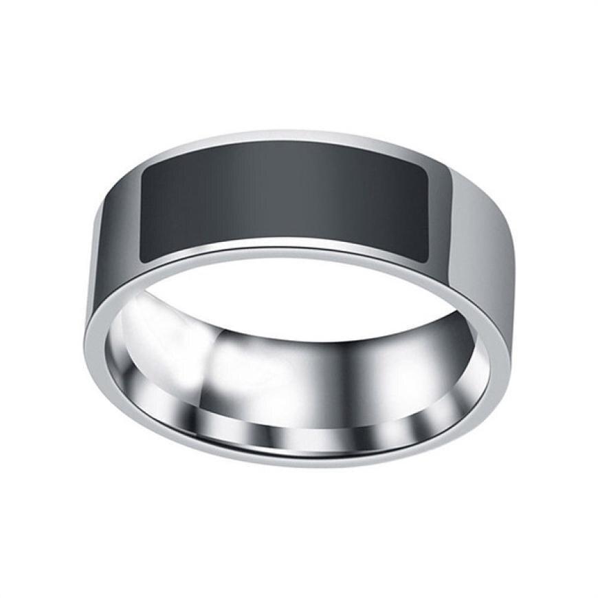 Image 3 - Многофункциональное водонепроницаемое умное кольцо умные часы NFC цифровое кольцо Прямая поставка Apr 6-in Смарт-браслеты from Бытовая электроника