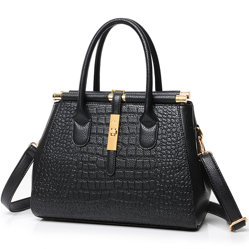 Online Shop New Arrival Fashion Female bag Crocodile Pattern ...