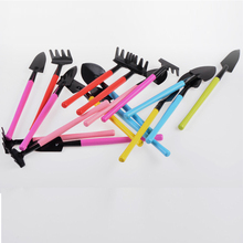 3PC Color Mini Gardening Tools Tools For Home Gardening Growing Tools Small Shovel Spade Tool Garden Accessories