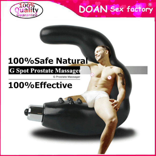 Male prostate stimulator sex toys