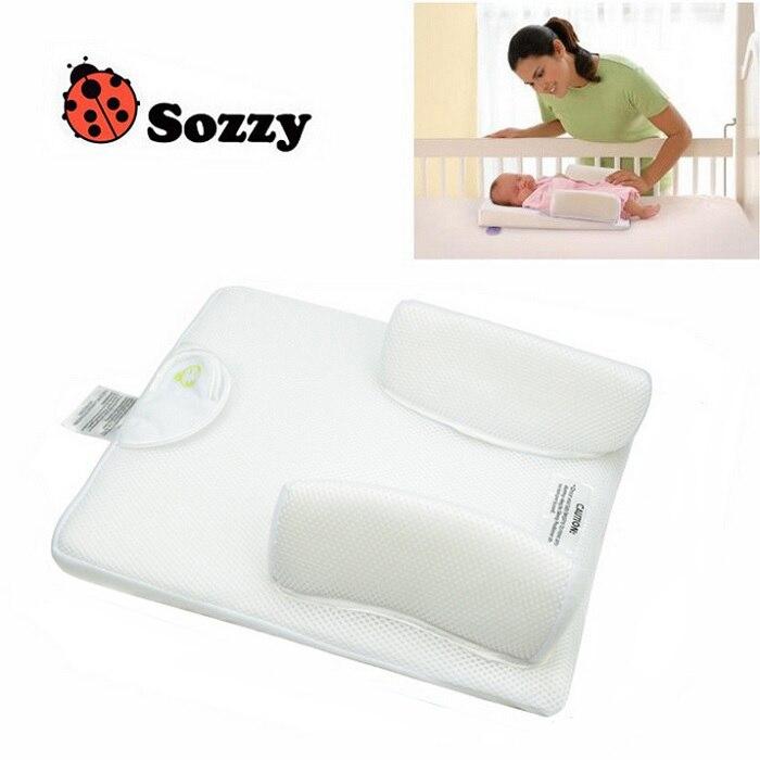 Baby Kissen Anti-roll-kissen Infant Schlaf Stellungsregler 0-6months Neugeborenen Schlafen Stillkissen Vent Schlaf System