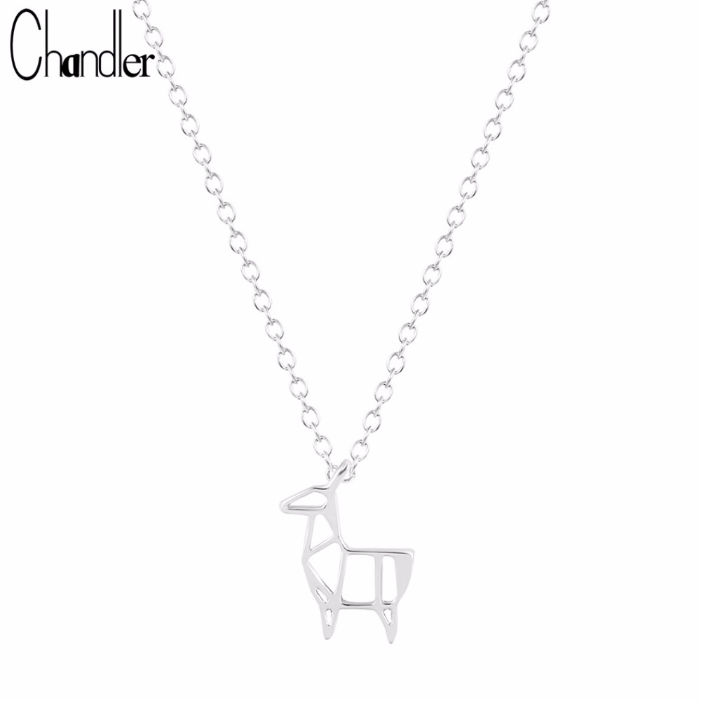 925 Silver Filled Cheval Pendentif Boucles D/'Oreilles Collier Set Women Fashion Jewelry