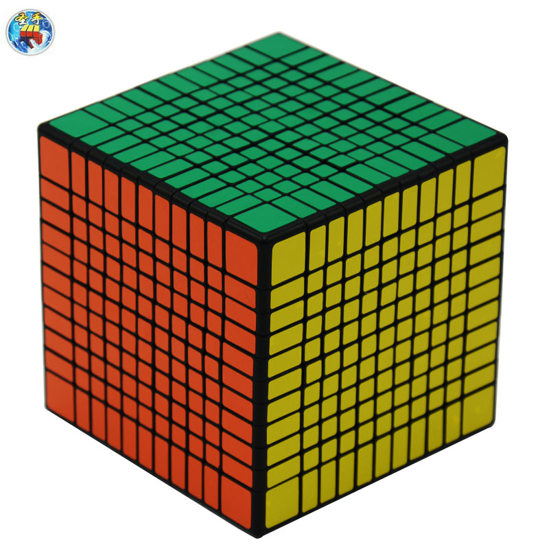 2016 New Shengshou 11x11x11 Cube(PVC Sticker)Special Toys Magic Cube Professional Puzzle Speed Cubes 11-Layer 11*11*11 Cube yuxin zhisheng huanglong stickerless 7x7x7 speed magic cube puzzle game cubes educational toys for children kids