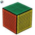 2016 Nueva Shengshou 11x11x11 Cubo (PVC Sticker) Juguetes Especiales Profesional Cubo Mágico Puzzle Velocidad cubos 11-Layer 11*11*11 Cubo