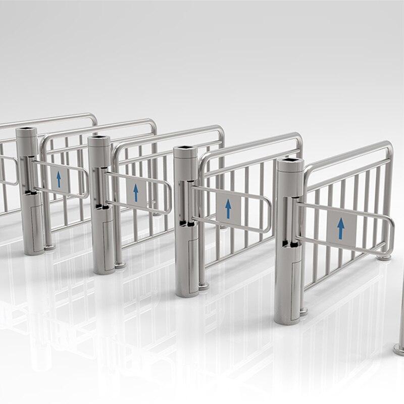 Take guardrail Mechanical core swing turnstile, Vertical swing gateTake guardrail Mechanical core swing turnstile, Vertical swing gate