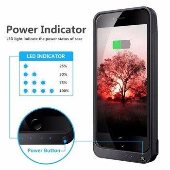 ¡Oferta! carcasa de batería de 4200mAh de alta capacidad NENG para iPhone 5 5C 5S SE, Cargador rápido portátil, batería externa de respaldo
