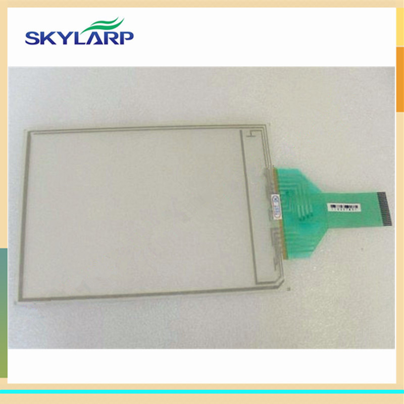 5.7 inch Industrial control equipment touch screen for JAT600 JAT610 digitizer panel glass