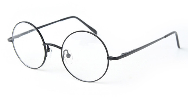 42mm Size Retro Vintage Eyeglass Frame Glasses Harry Potter Style ...