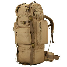 70 Litres Nylon Water Resistant Backpack