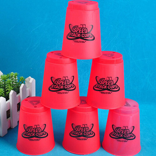 speed flying cup stacking rapid cups 12 pieces ufo cups ubla001 in