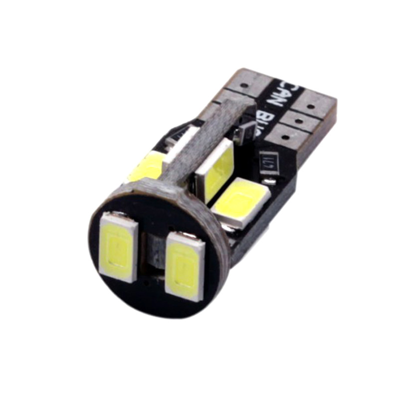 T10 W5W Canbus 10 SMD LED 5630 5730 Car Auto Width Lamp License Plate Light 12V Car Auto ...