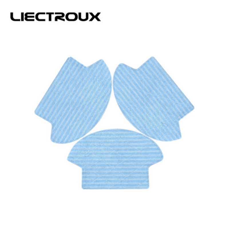 (Für B6009) für LIECTROUX Roboter Staubsauger B6009, Mopp 3 stücke für wasser tank