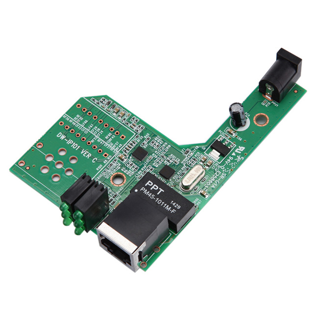 5pcs Fiber Optical Media Converter  Single / Multi  mode SC Port  HTB-3100AB  motherboard