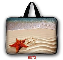 Starfish Soft Laptop Sleeve Bag Protective Zipper Notebook Case Computer Cover for 11 13 14 15 17 For Macbook Air Pro Retina