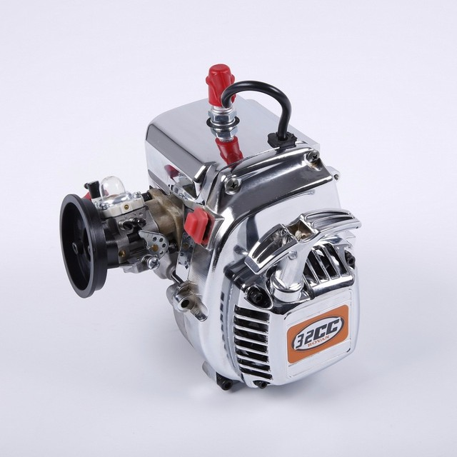 US $229 0 |1/5 scale rc baja parts Rovan parts 32cc engine spare parts 32cc  chrome motor with Walbro carb 1107,NGK plug spark-in Parts & Accessories