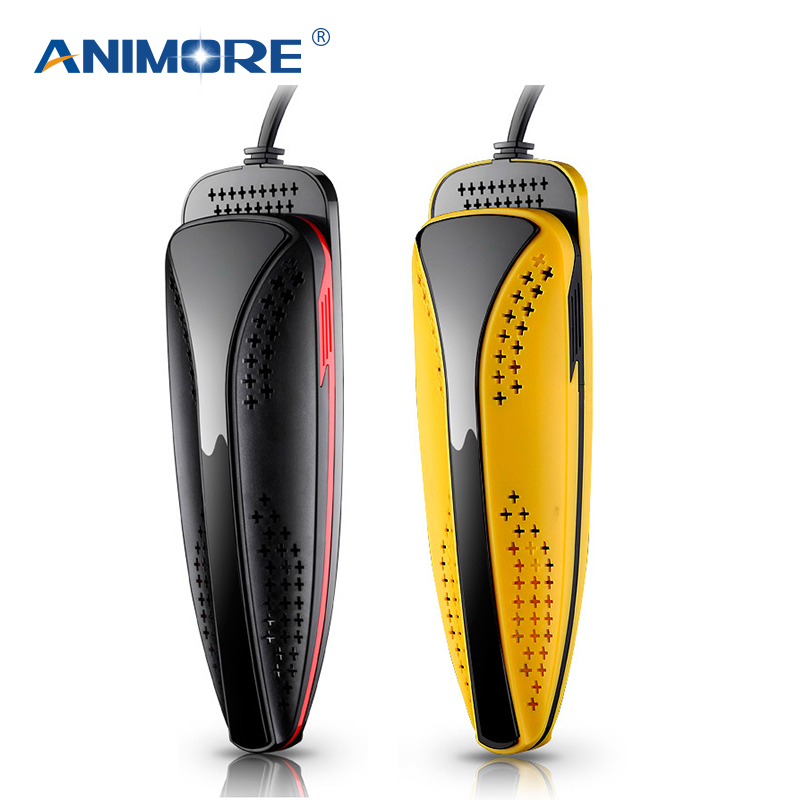 ANIMORE Shoe Dryer Double Nuclear Heating Fast Drying Suitable For More Shoes Large Heating Area Electric Extensible Shoes Drier shoes and more сандалии