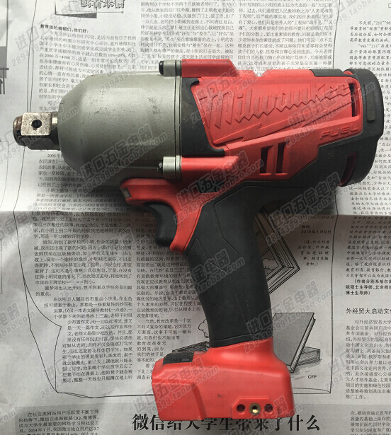 The United States Milwaukee Meters 18v Electric Wrench Heavy Vokey Brushless Gun 3 4