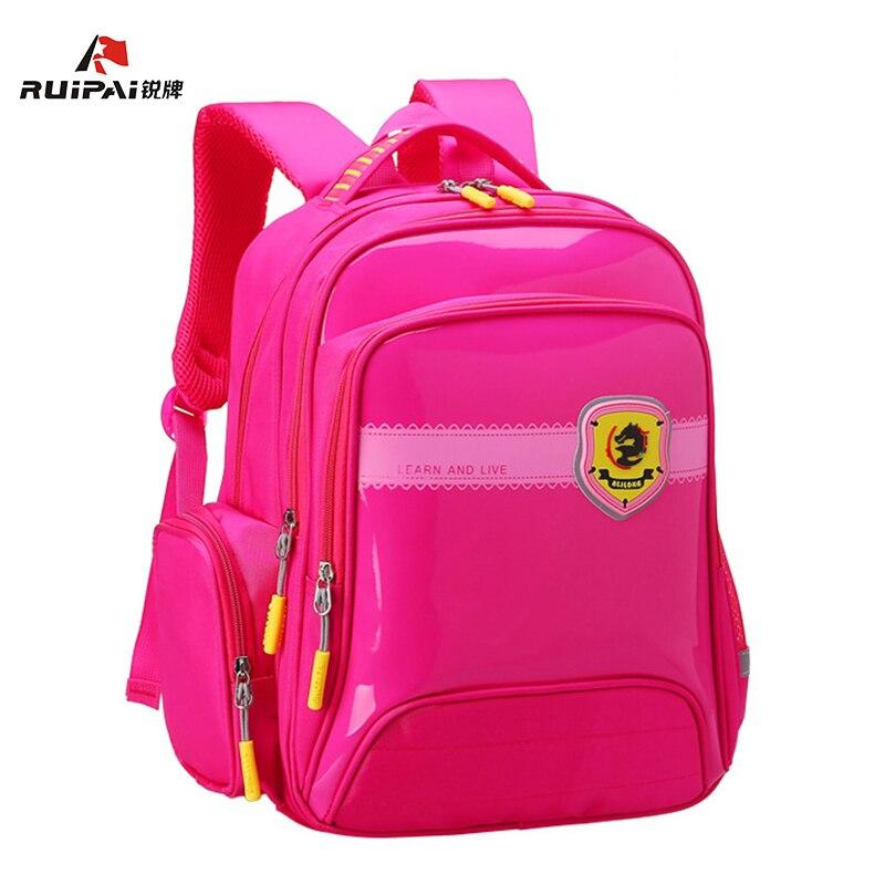 2018 новый рюкзак школьный сумки для девочек ортопедические школьные рюкзак Водонепроницаемый Портфель Дети Книга сумка Mochila