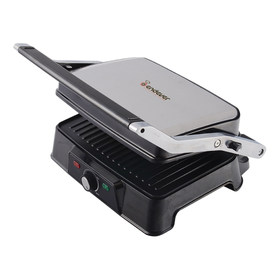 Grill press Endever Grillmaster 220 electric grill tefal gc241d38 electric griddles press grill