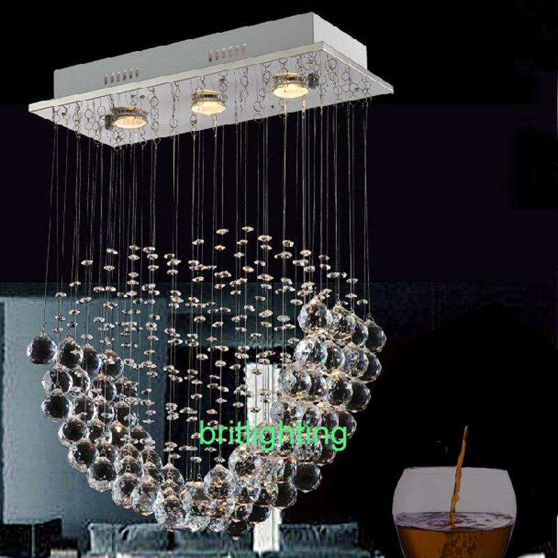 Acquista all'ingrosso Online In acciaio inox lampadari da ...