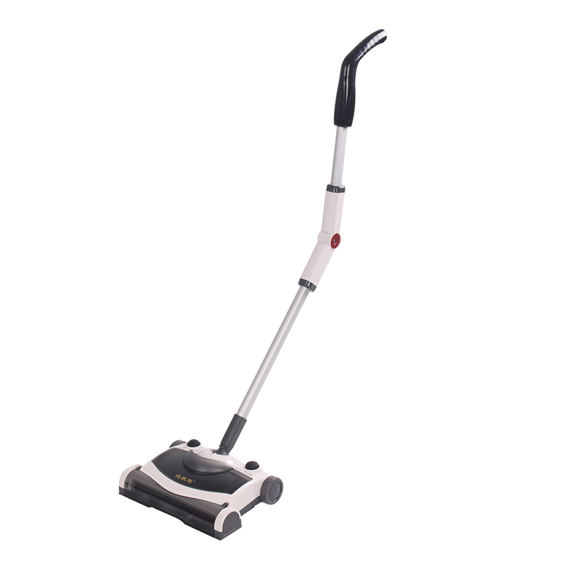 White And Black Home Use Electric Floor Sweeper Bend Handle Stick Vacuum  Cleaner(China (