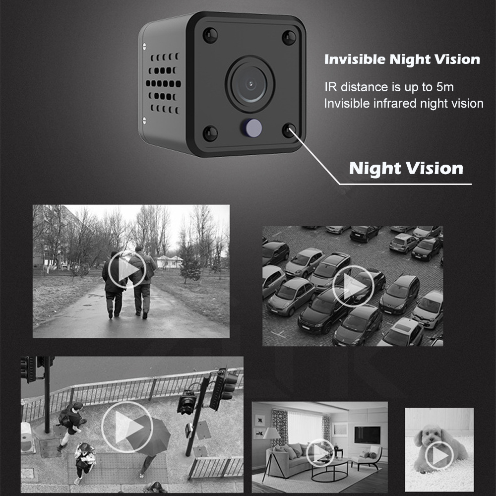 🛒 Tuya Wifi Camera 1080P Smart Home Security Baby Monitor
