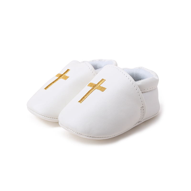 Delebao-Church-Of-The-Cross-Design-Baby-Shoes-Unique-Pu-Leather-Soft-Sole-Christening-Shoes-1