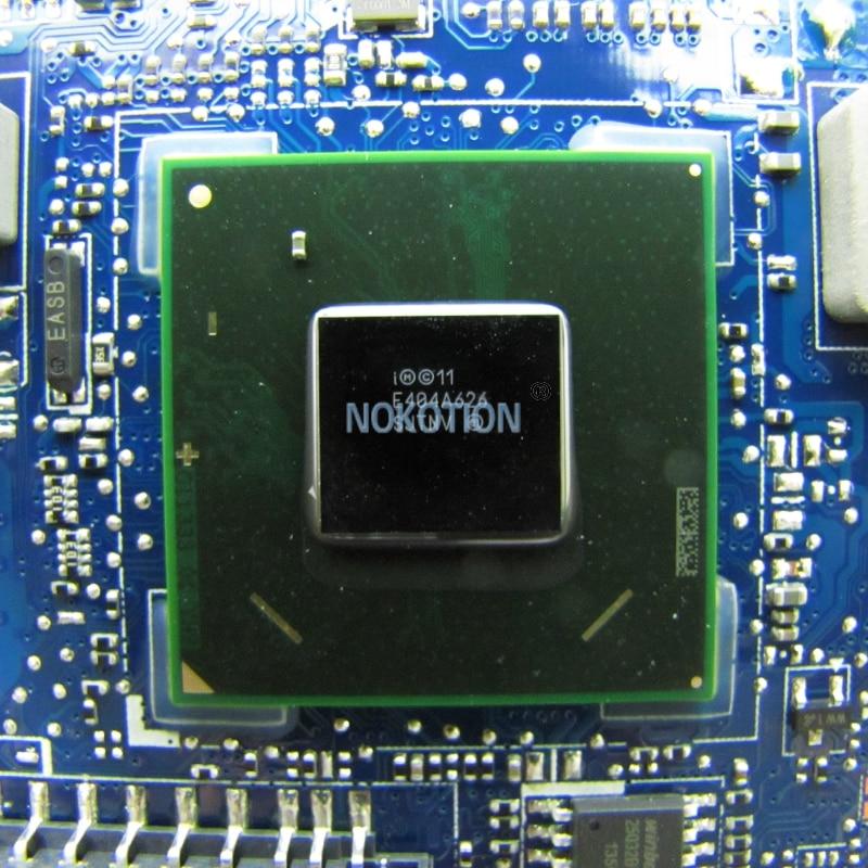 motherboard graphics NOKOTION Brand New H000052620 For toshiba satellite C850 L850 c855 Laptop motherboard HM70 SJTNV Radeon HD 7610M Graphics (5)