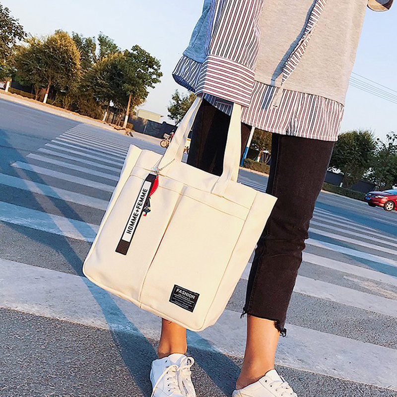 New 2019 Womens Shopping Bag Reusable Cotton Linen Bag Eco Cloth Bag for Shopping Special Purpose Handbags Shopping Pouch Tote in Shopping Bags from Luggage Bags