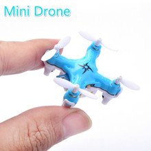 4CM Mini Drone RC Drone Quadcopters Headless Mode One Key Return RC Helicopter toys for children birthday Gift